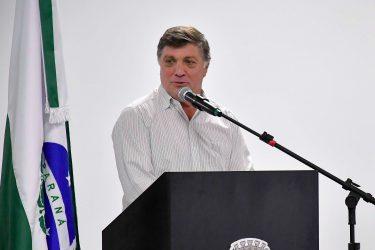 Prefeito de Umuarama afastado pela Justiça é substituído pelo vice