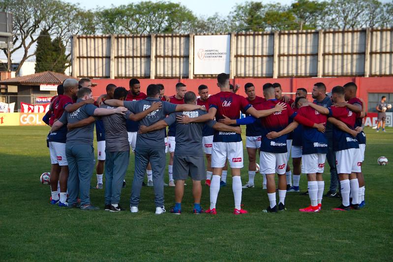 Paraná Clube está matematicamente rebaixado à Série D