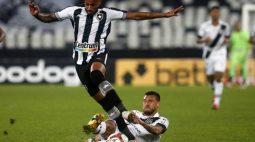 Diego Gonçalves admite cansaço, mas comemora retorno pelo Botafogo