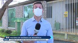 Mistério em incêndio: homem de 46 anos é encontrado carbonizado
