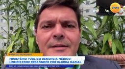 Ministério Público denuncia médico que pode responder por injúria racial