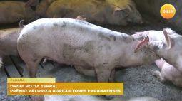 "Prêmio ""Orgulho da Terra"" valoriza agricultores paranaenses"