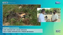 Lixo jogado em lugar errado agrava dengue em Maringá: veja como denunciar