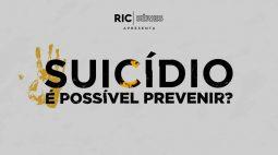 Suicídio é uma das principais causas de morte em todo o mundo, segundo a OMS