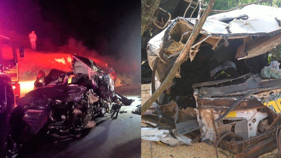 Vítimas de acidente grave na PR-986 com três mortes são identificadas