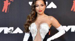 Anitta tem apresentação pré-gravada exibida no VMA