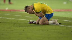 """Antony, ex-São Paulo, celebra primeira convocação para a Seleção Brasileira: """"Sonho de criança"""""""