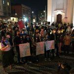 Centenas prestam homenagem a rapaz morto pela GM no Largo da Ordem; veja fotos