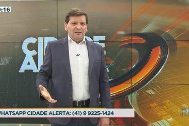 Cidade Alerta Paraná Ao Vivo | Assista à íntegra de hoje – 16/09/2021