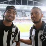 Irmão de Rafael, Fábio comenta chance de vir para o Botafogo