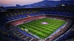 Clássico entre Barcelona e Real Madrid terá 60% de público no Camp Nou