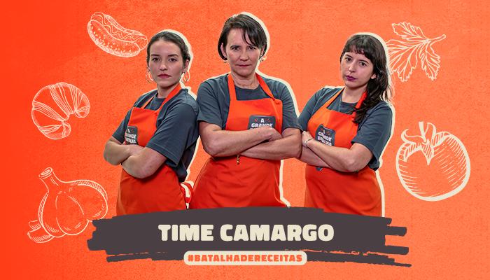 Time Camargo: um trio de mulheres que desafia cozinha