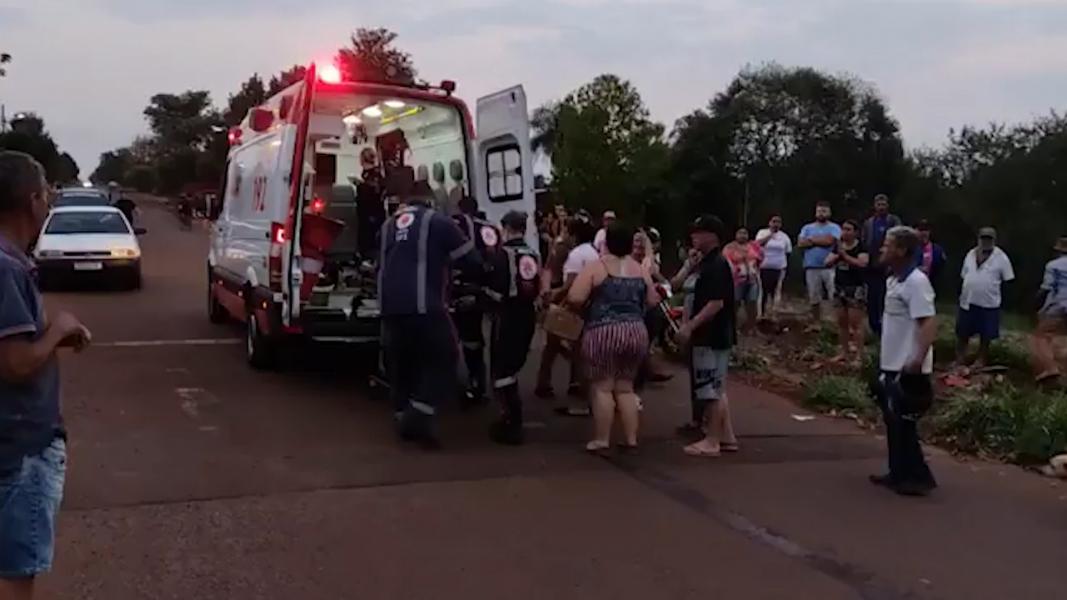 Mulher grávida de 5 meses morre após ser baleada na barriga em Campo Mourão