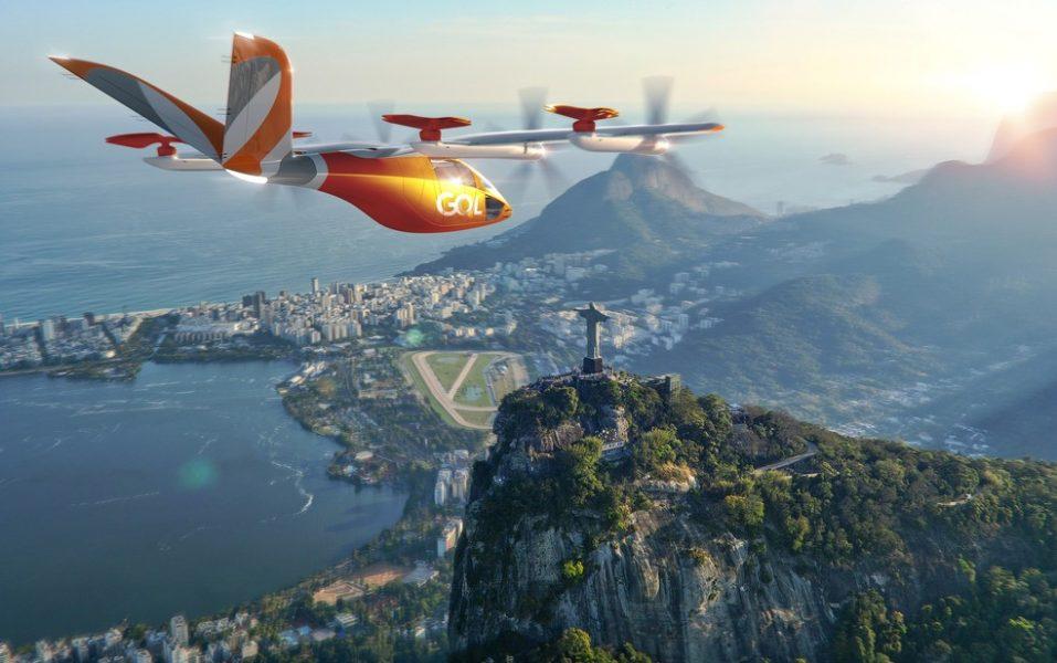 Empresa anuncia frota de carros voadores elétricos para o Brasil