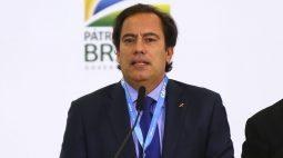Presidente da Caixa, Pedro Guimarães, tem resultado positivo para Covid-19