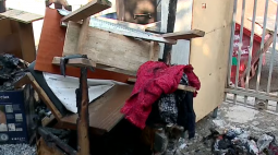 VÍDEO: Homem coloca fogo na casa dos ex-sogros para se vingar