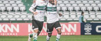 Coritiba vence o Vila Nova por 1 a 0 e segue na liderança isolada da Série B