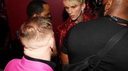 Machine Gun Kelly e Conor McGregor se desentendem no VMA