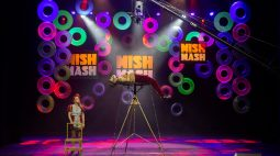 MishMash terá show online gratuito especial produzido no palco do Guairinha