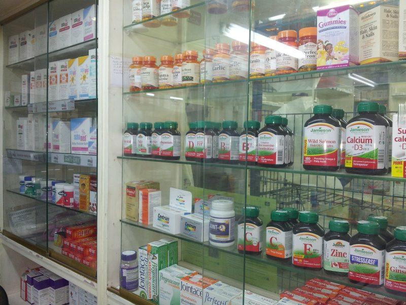 Em três horas, homem furta mesma farmácia duas vezes e leva os mesmos produtos