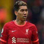 Firmino é dúvida para jogo entre Liverpool e Brentford, mas será relacionado contra o Porto