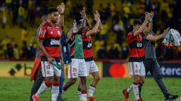 Flamengo bate o Barcelona novamente e está na final da Libertadores