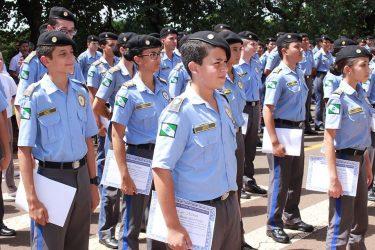 Colégio da Polícia Militar em Londrina abre 120 vagas para estudantes de ensino fundamental e médio