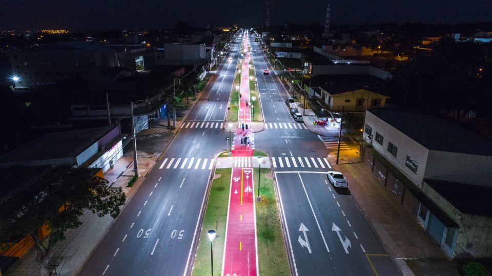 Prefeitura de Maringá quer implementar sentido único nas avenidas Carlos Gomes e Carlos Borges