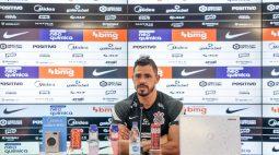 """Giuliano mostra confiança e fala sobre primeiro Derby: """"Vale mais do que três pontos"""""""