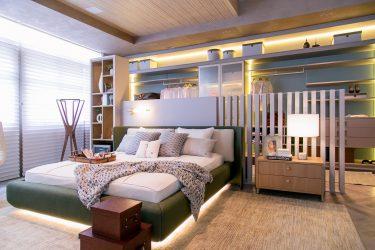Reveev apresenta um novo conceito de dormir na CASACOR Paraná