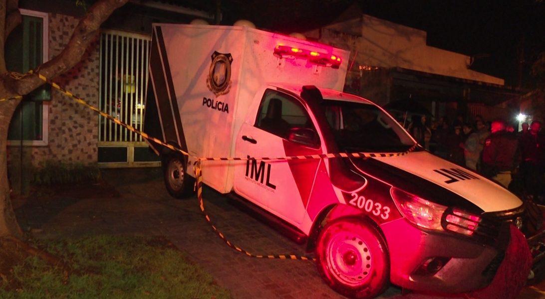 Polícia investiga causas de incêndio em residência que homem foi encontrado morto