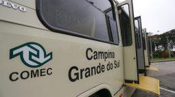 Campina Grande do Sul terá nova integração de transporte público com Curitiba