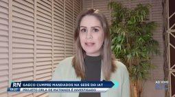 Gaeco cumpre mandados na sede do IAT; projeto orla de Matinhos é investigado