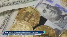 Golpe bilionário das moedas virtuais: empresa some com dinheiro investido