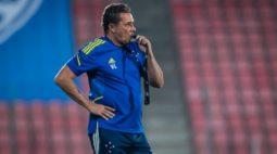Presidente do Cruzeiro detona CBF; súmula cita ofensa de Luxemburgo