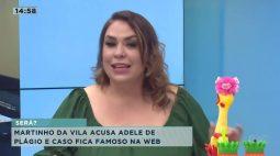 Martinho da vila acusa Adele de plágio e caso fica famoso na web