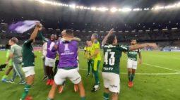 Palmeiras busca o empate com Dudu, elimina o Galo no Mineirão e vai à final da Libertadores