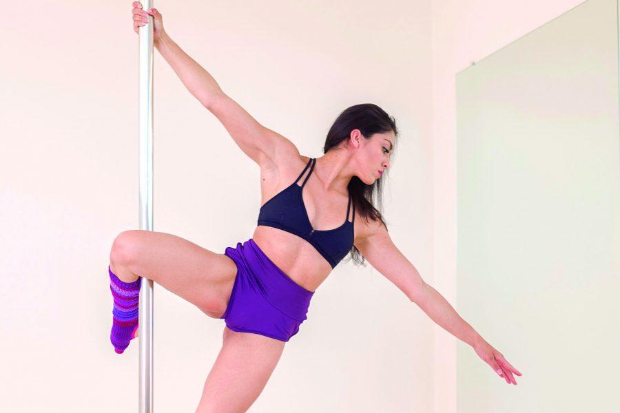 Pole dance: Bem-estar e autoestima nas alturas