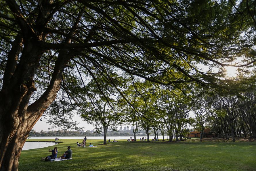 Primavera deve ter variações bruscas de temperatura e chuvas abaixo da média no Paraná
