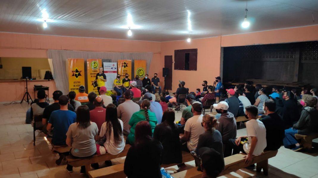 Projeto social Fábrica Cascavelense de Cidadãos inicia atividades no bairro Colmeia
