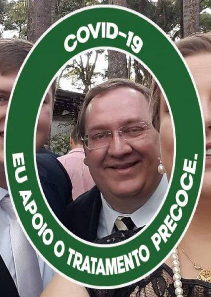 Médico que defendeu 'tratamento precoce' morre de Covid-19 no Paraná