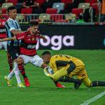 Rodrigo Caio desfalca Flamengo em duelo com América-MG