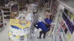 Mulher é presa suspeita de furtar 6 farmácias em menos de uma hora na RMC