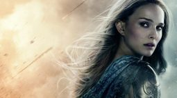 Natalie Portman comenta sobre treino pesado para Thor: Love and Thunder