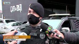 Suspeito de carregar 200 kg de maconha no porta-malas morre ao trocar tiros com a Polícia