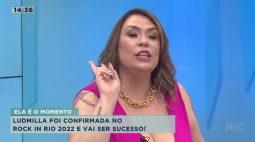 Ludmilla foi confirmada no Rock In Rio 2022 e vai ser sucesso!