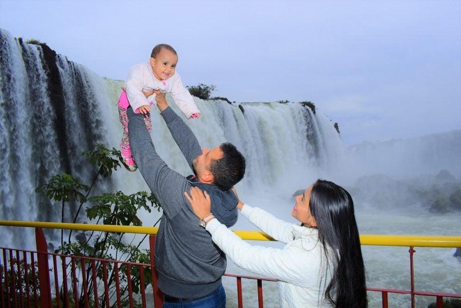 Mais de 13 mil pessoas já visitaram as Cataratas nos dois primeiros dias do feriadão