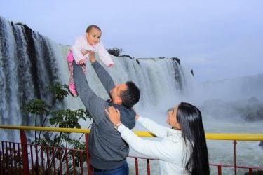 Feriado foi grande evento-teste de Foz do Iguaçu, diz Chico Brasileiro