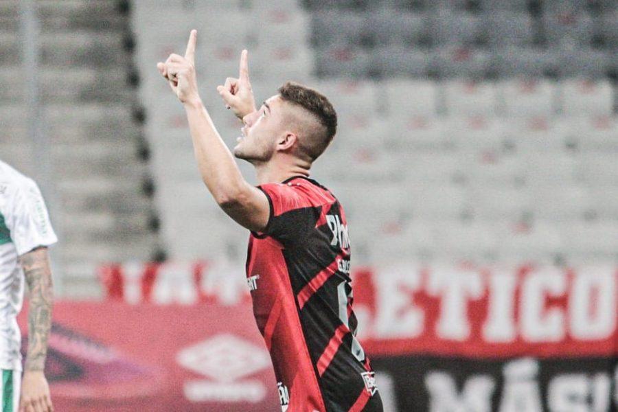 De virada, Athletico vence o Juventude por 2 a 1 na Arena da Baixada