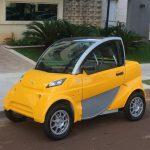 Veículos elétricos começam a ser testados, no Bairro Itaipu A, a partir de novembro
